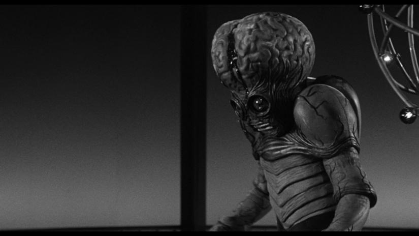 Photo of alien creature